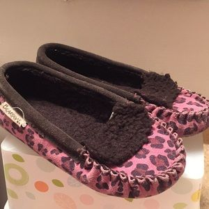 3/$20 BearPaw Youth Slippers